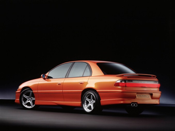 1999 Steinmetz Cadillac Catera Concept