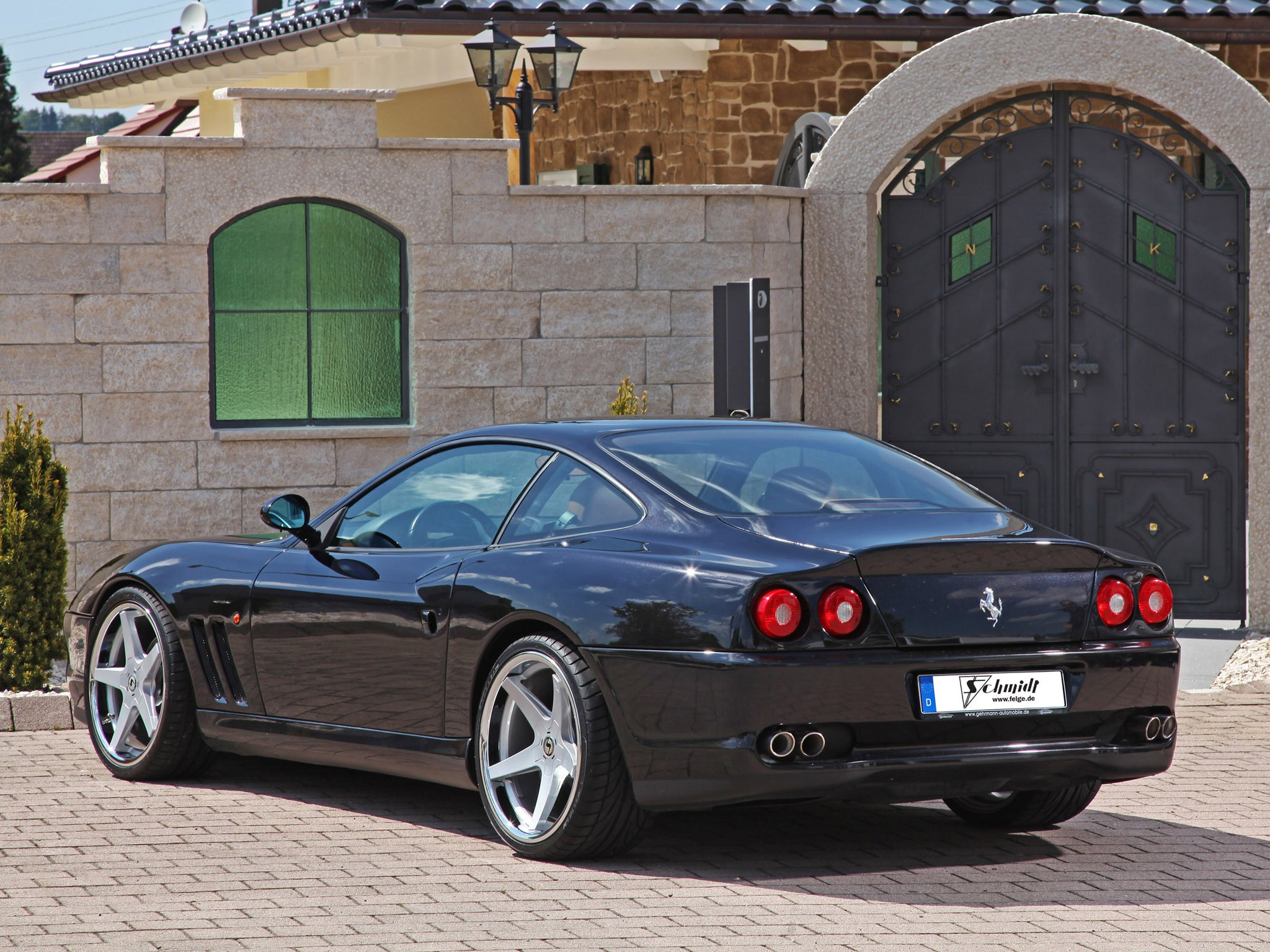 Ferrari 575M (2002) - Schmidt Revolution