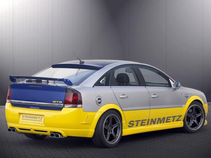 2002 Steinmetz Opel Vectra GTS Concept C