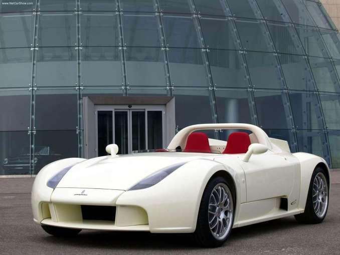2005 Pininfarina Enjoy