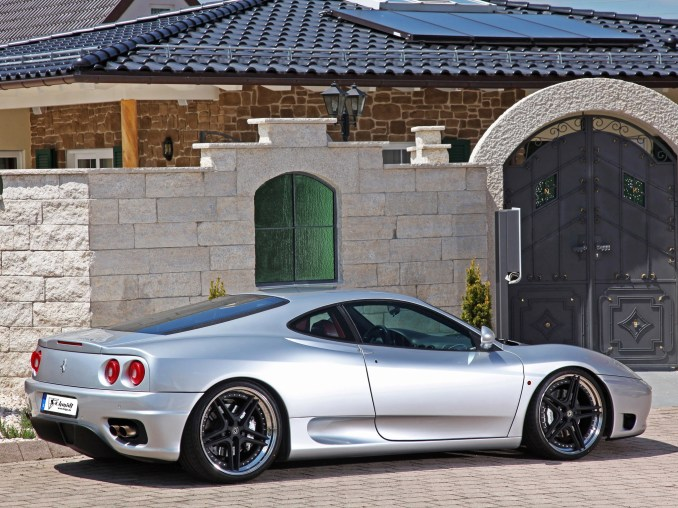 Ferrari F360 (2005) - Schmidt Revolution