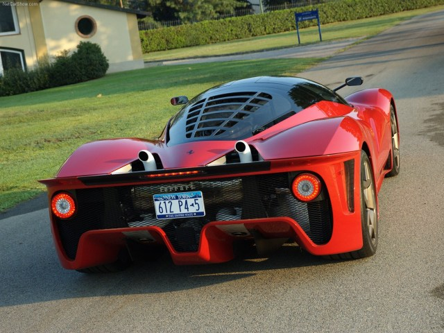 2006 Pininfarina Ferrari P4