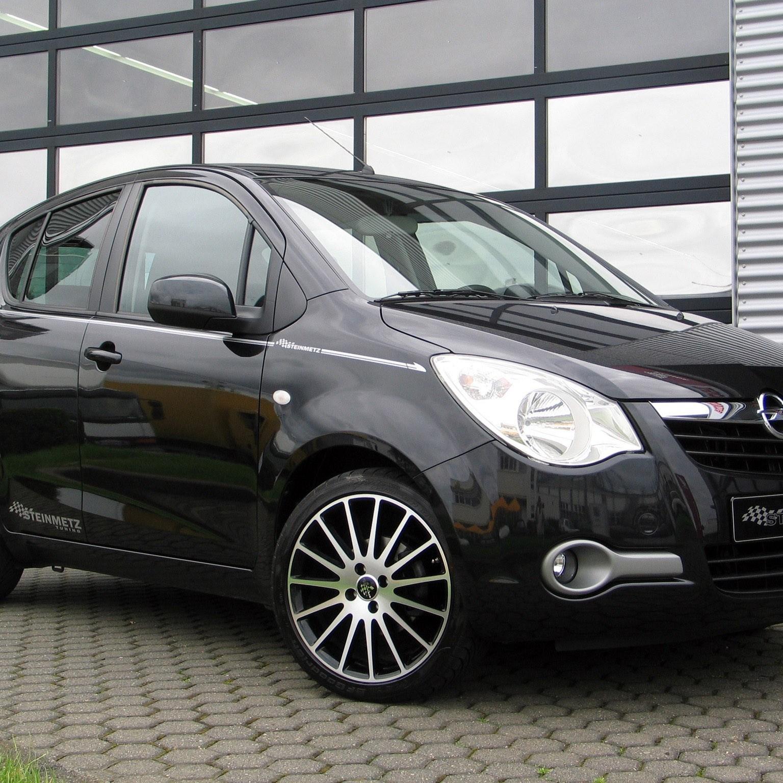 2008 Steinmetz Opel Agila B