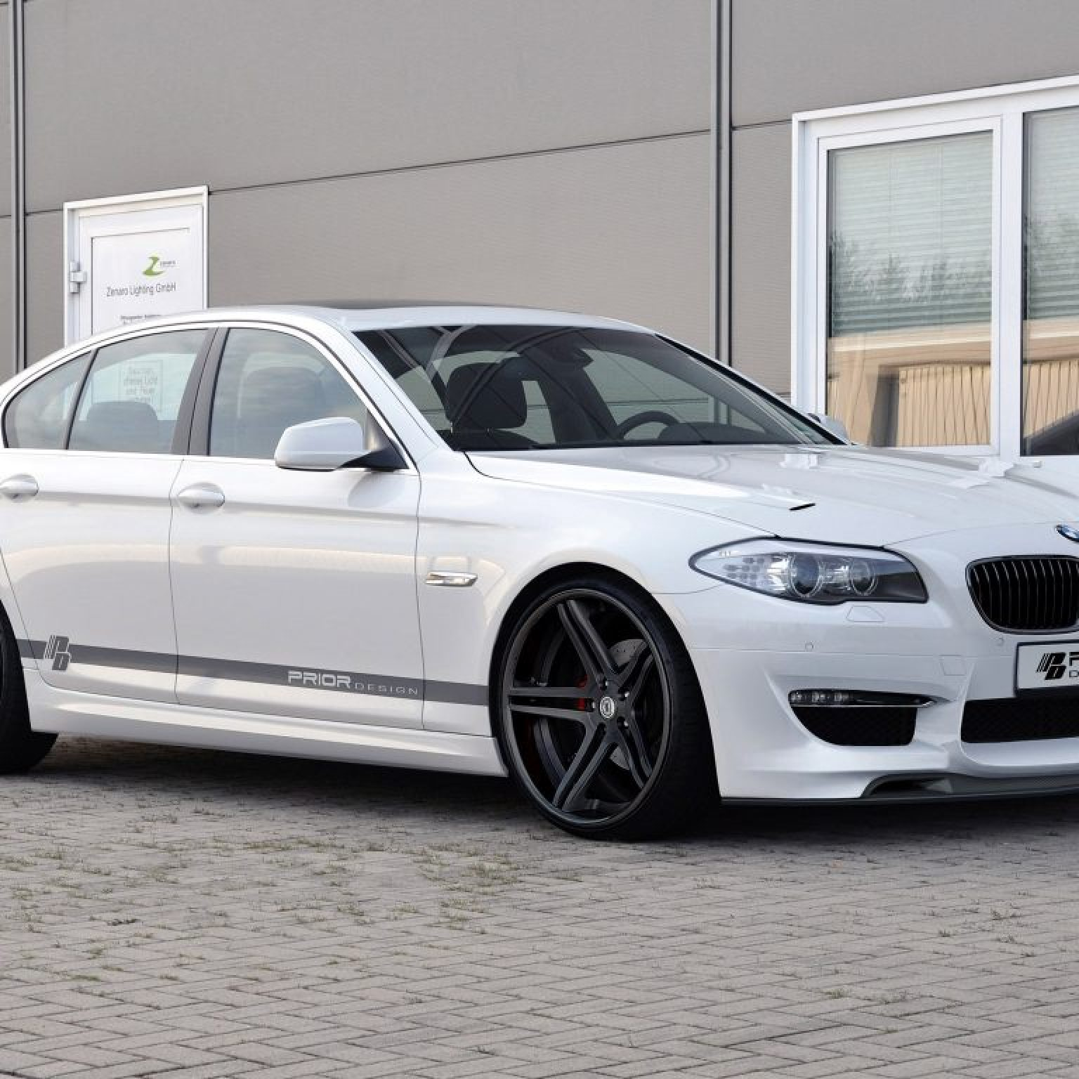 2011 Prior Design - Bmw 5 Series Sedan F10