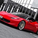 2012 Project Kahn Ferrari 458 Italia
