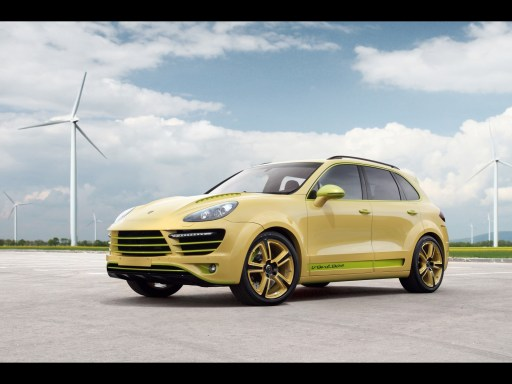 2012 Topcar Porsche Cayenne Vantage 2 Lemon