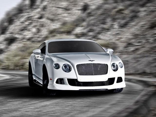 2012 Vorsteiner Bentley Continental GT BR10