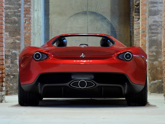 Pininfarina Ferrari Sergio 2013