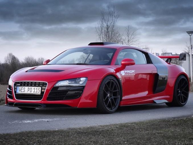 2013 Prior Design - Audi R8 GT850