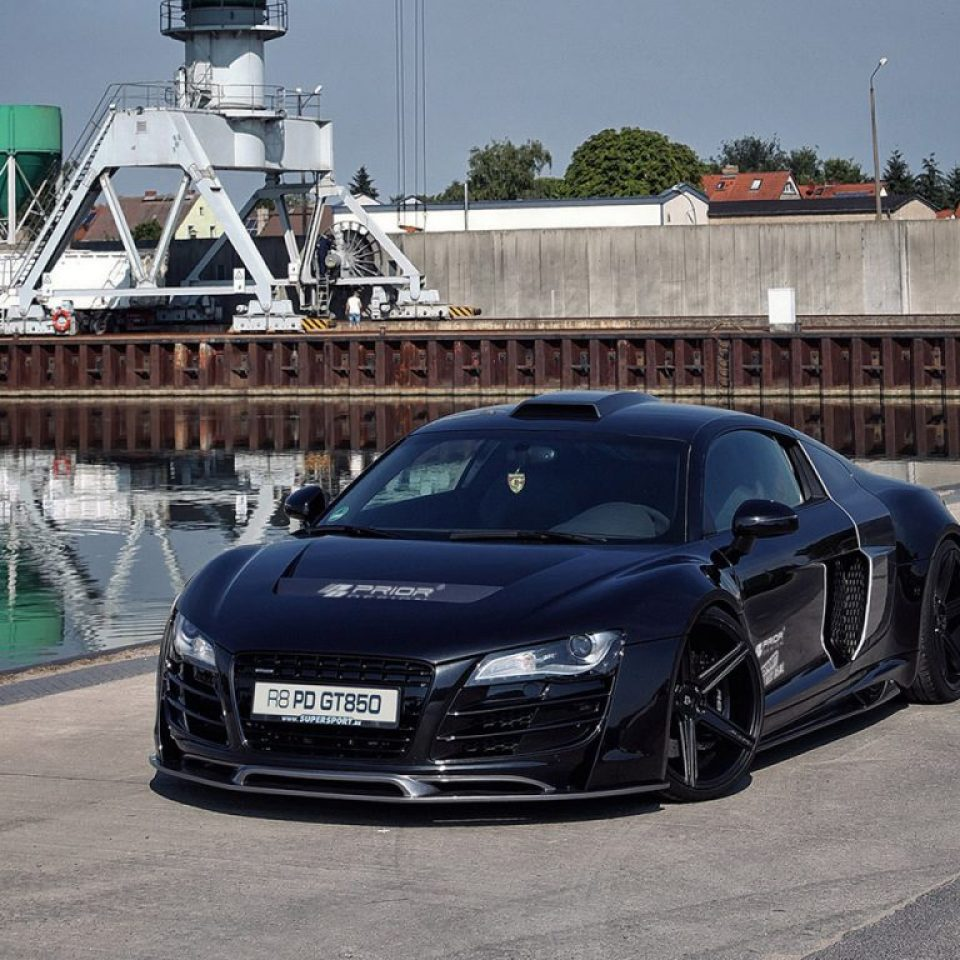 2013 Prior Design - Audi R8 PD GT850