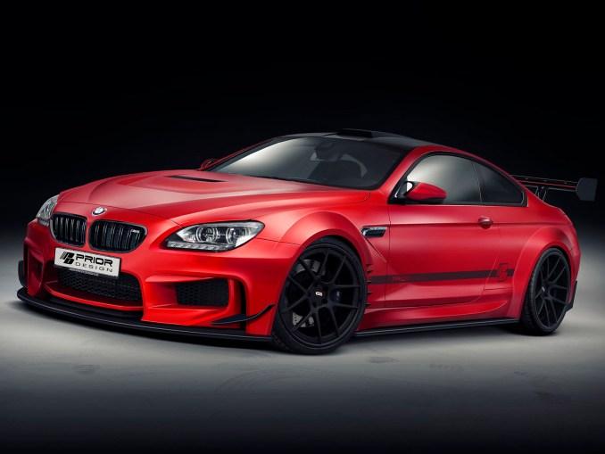 2013 Prior Design - Bmw M6 F12