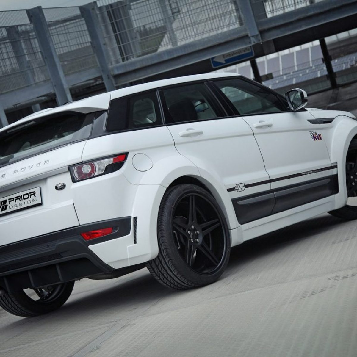 2013 Prior Design - Range Rover Evoque PD650