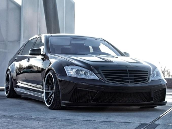 2014 Prior Design - Mercedes Classe S V2 Widebody W221
