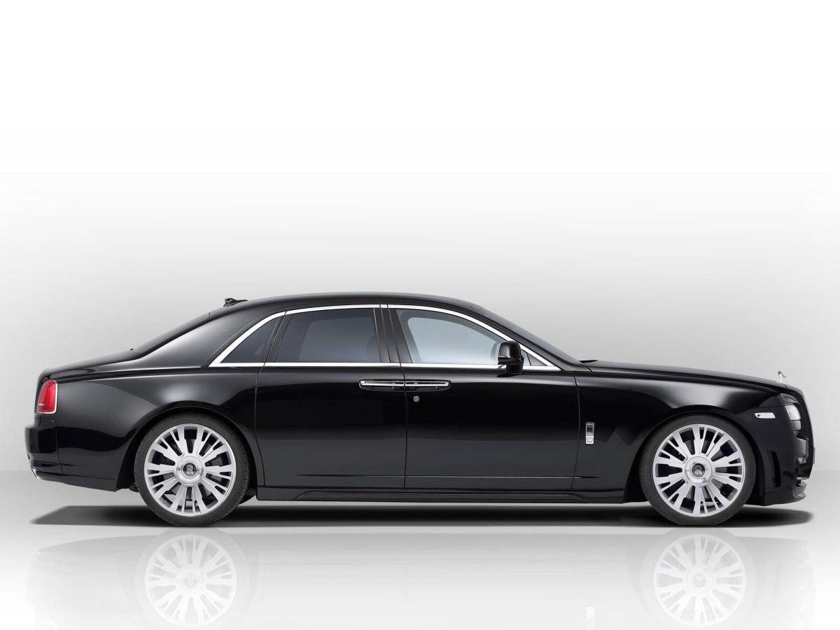 2014 Spofec Rolls Royce Ghost