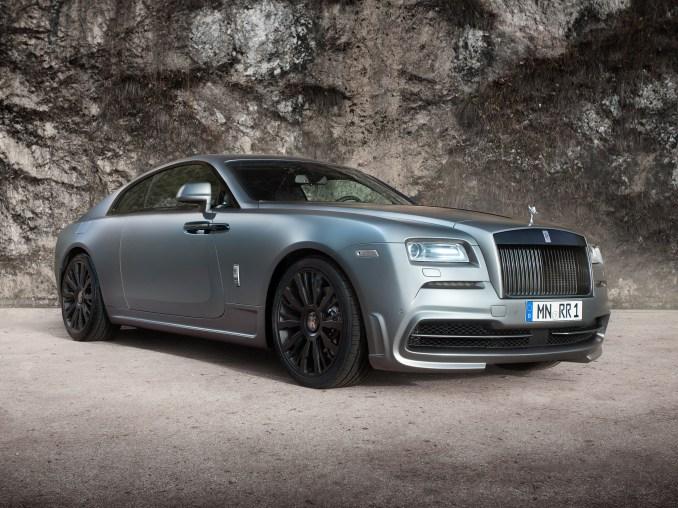 Spofec - Rolls Royce Wraith 2014 [02]