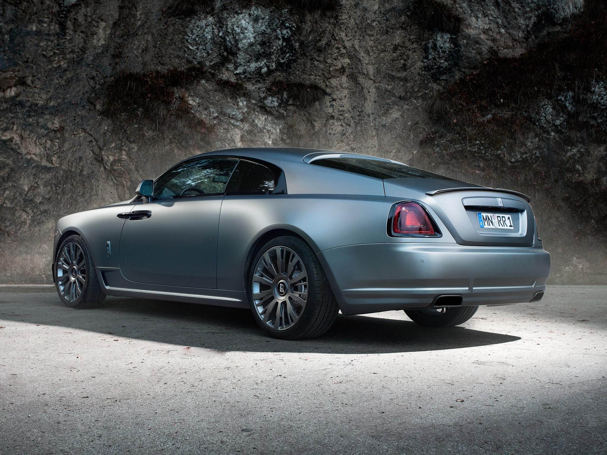 Spofec - Rolls Royce Wraith 2014 [03]