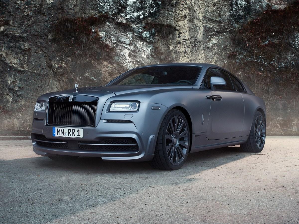Spofec - Rolls Royce Wraith 2014 [04]