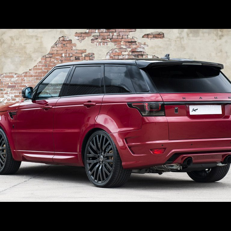 2015 Project Kahn Range Rover Sport 400-LE