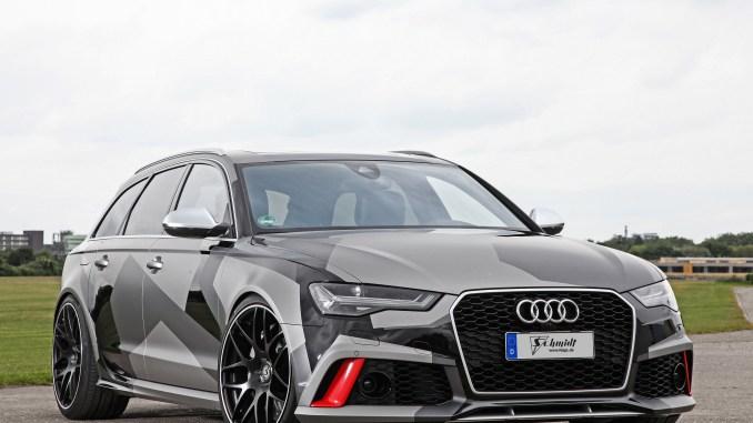 2015 Schmidt Revolution Audi RS6 Avant