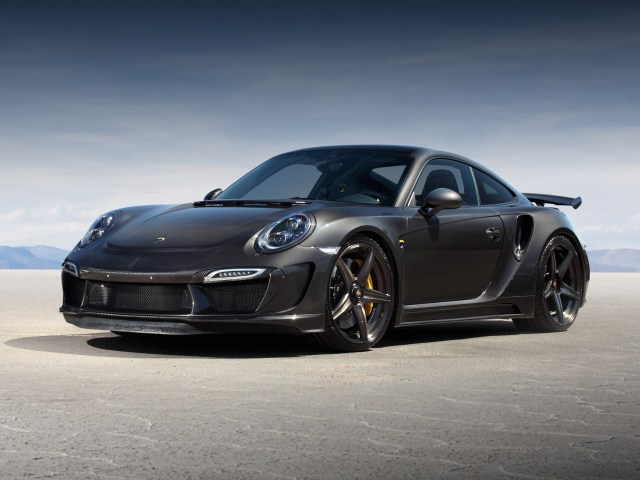 2015 Topcar Porsche 911 Turbo Stinger GTR Carbon Edition 991