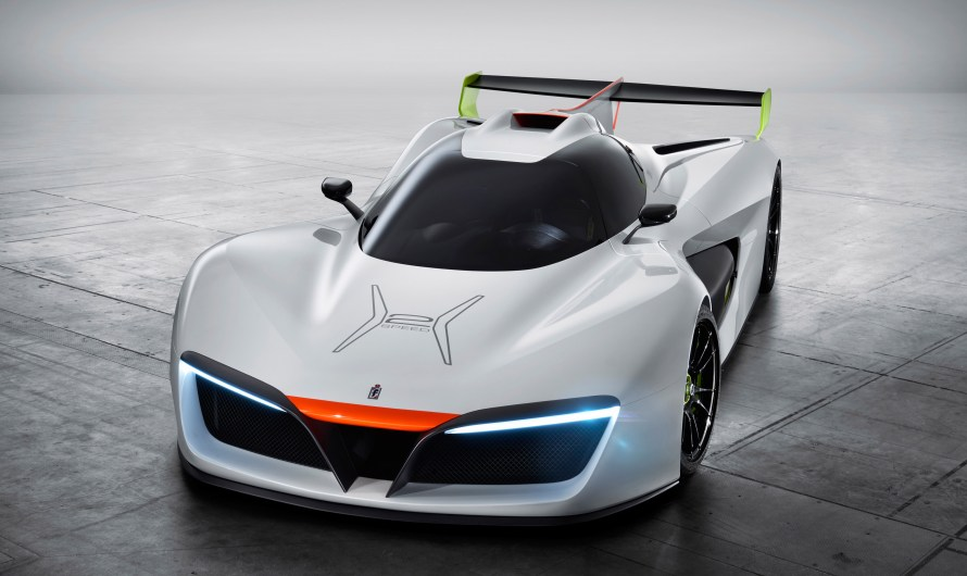 Pininfarina H2 Speed 2016 – Sportivité et plaisir de conduire pur.