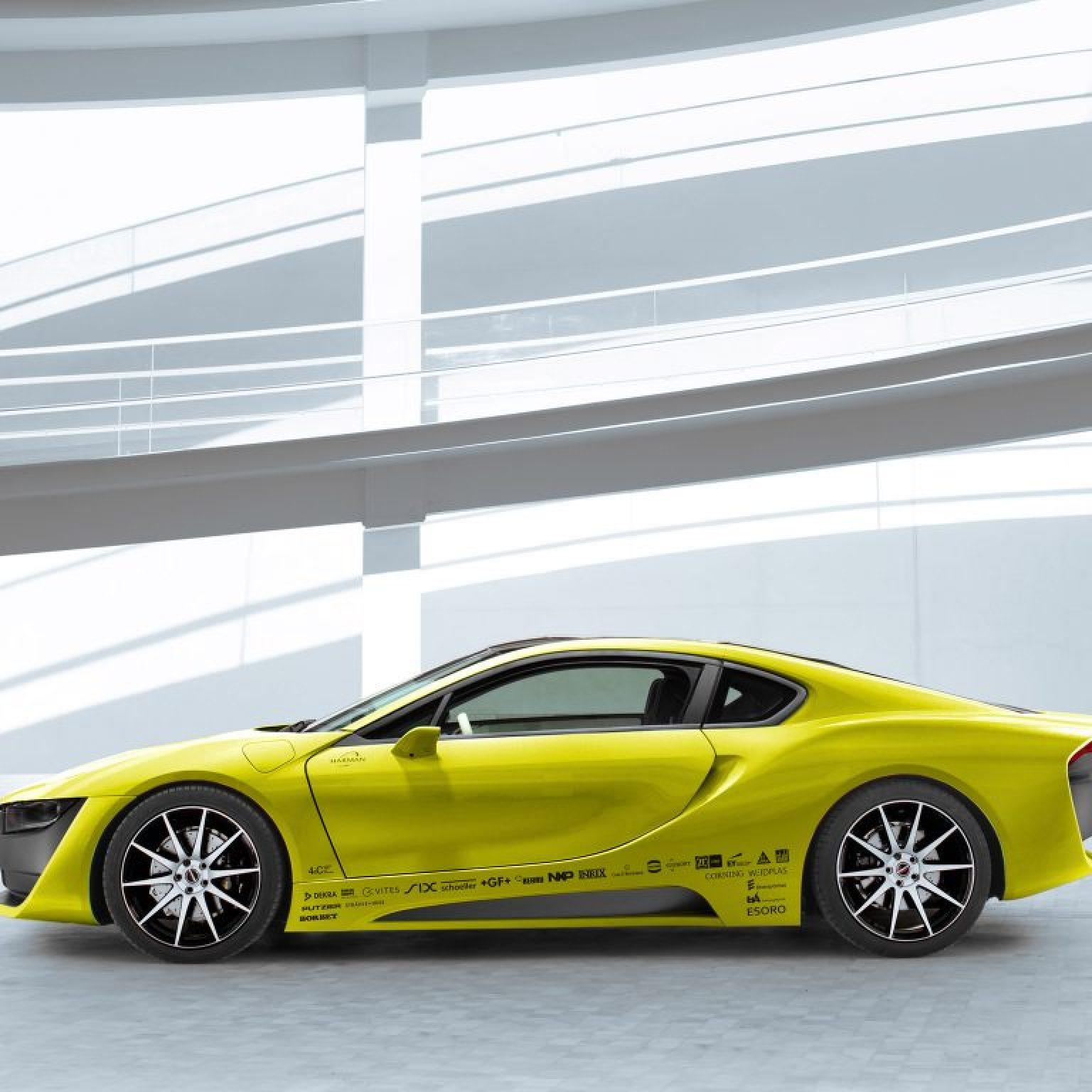 2016 Rinspeed Etos Concept Electrique