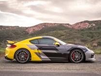 2016 Vorsteiner - Porsche Cayman GT4