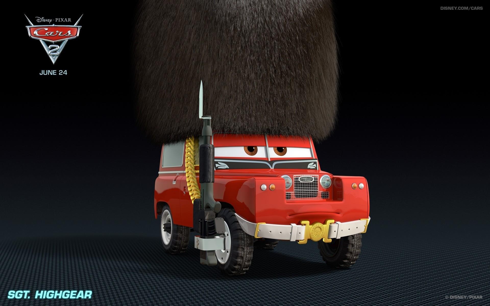 Sgt. Highgear