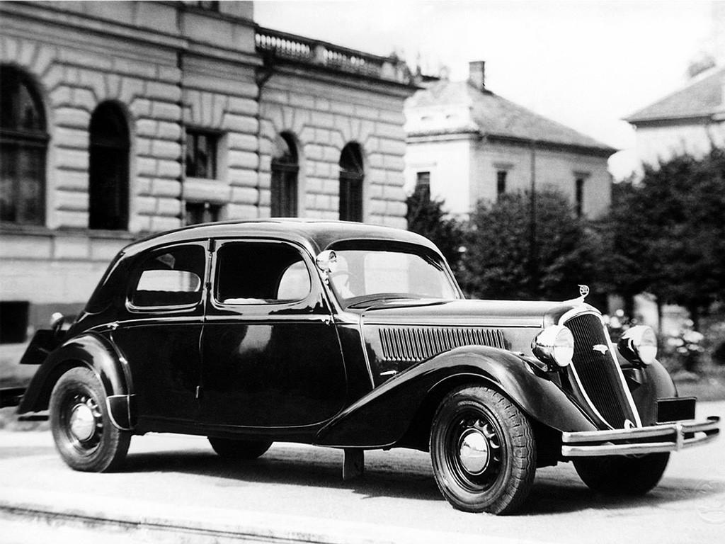 1935 Skoda Rapid