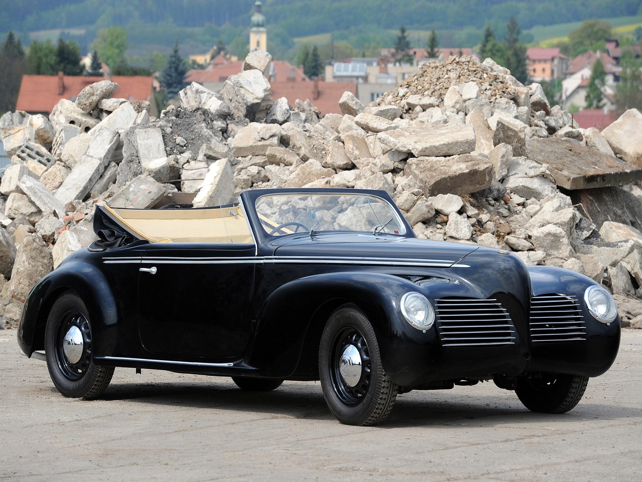 1939 Alfa-Romeo 6c 2500 S Cabriolet