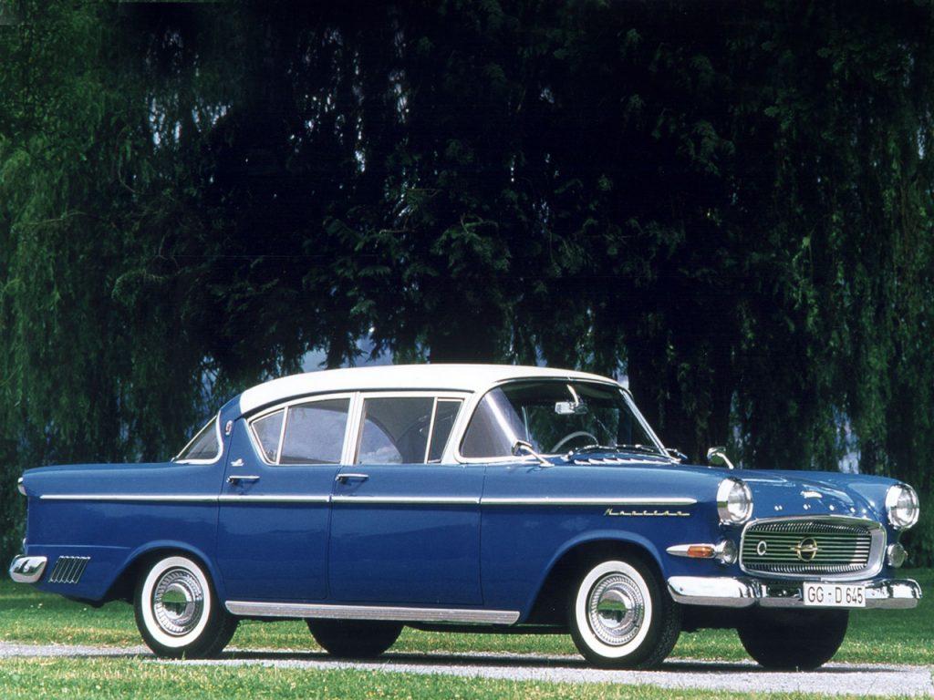 1958 a 59 Opel Kapitan