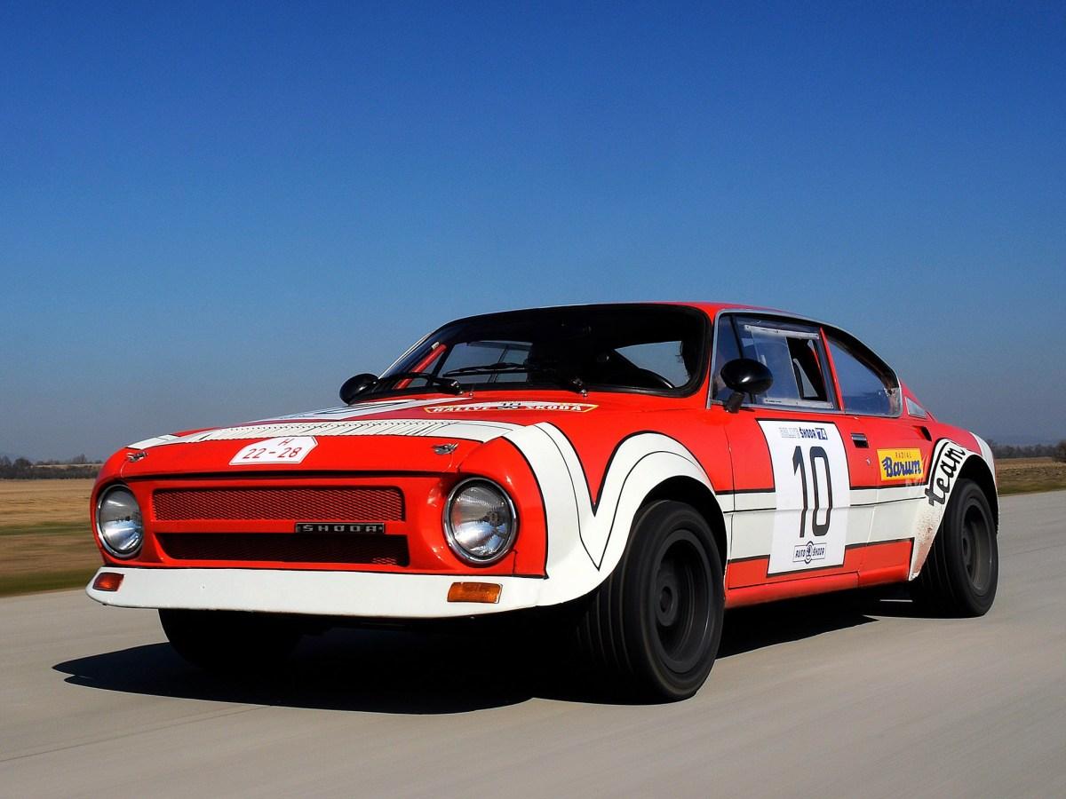 1973 Skoda 200 RS