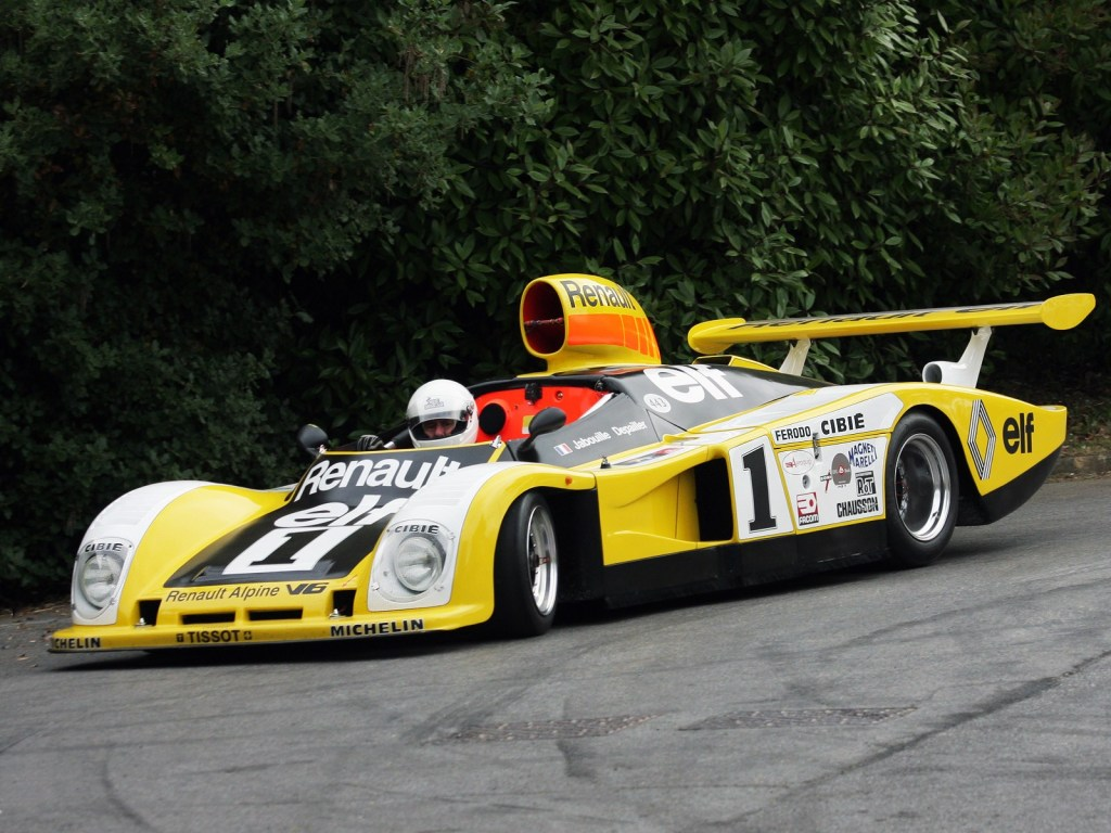 1978 Alpine A443