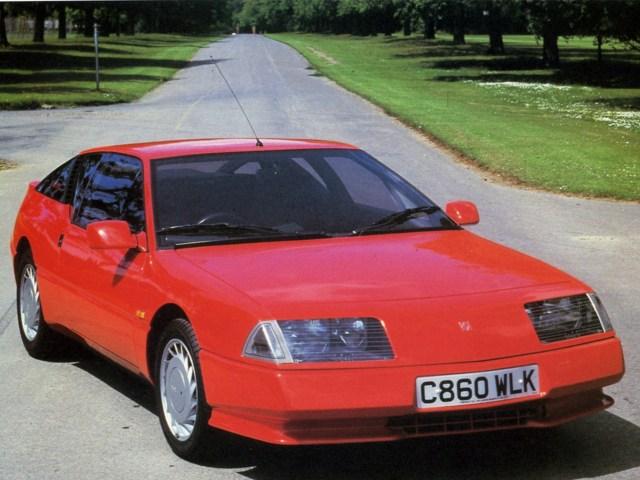 1985-91 Alpine GTA V6 Turbo