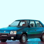 1989 Skoda Favorit Type 781