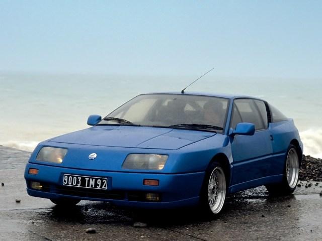 1990 Alpine GTA V6 Turbo Le Mans