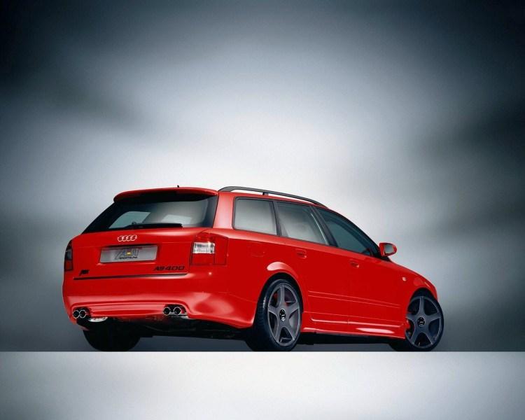 2004 ABT Audi AS 400