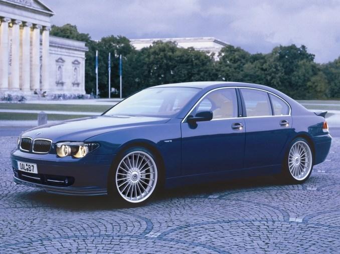 2004 Alpina B7