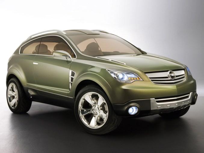 2005 Opel Antara