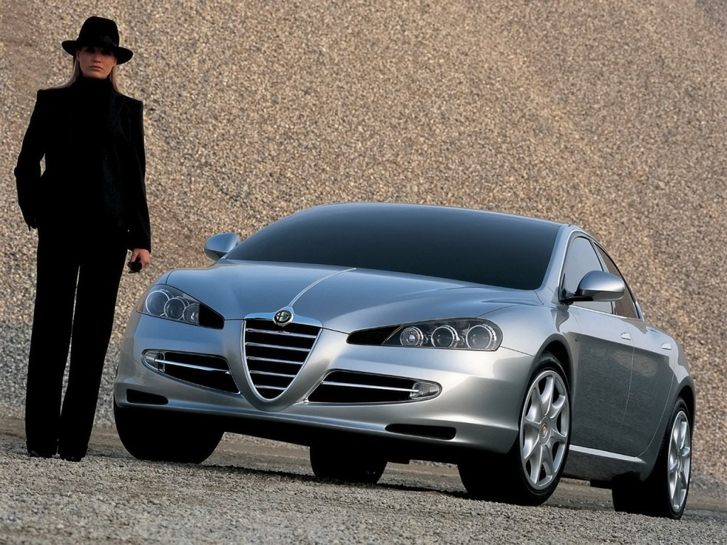 2005 Alfa-Romeo Visconti Woman