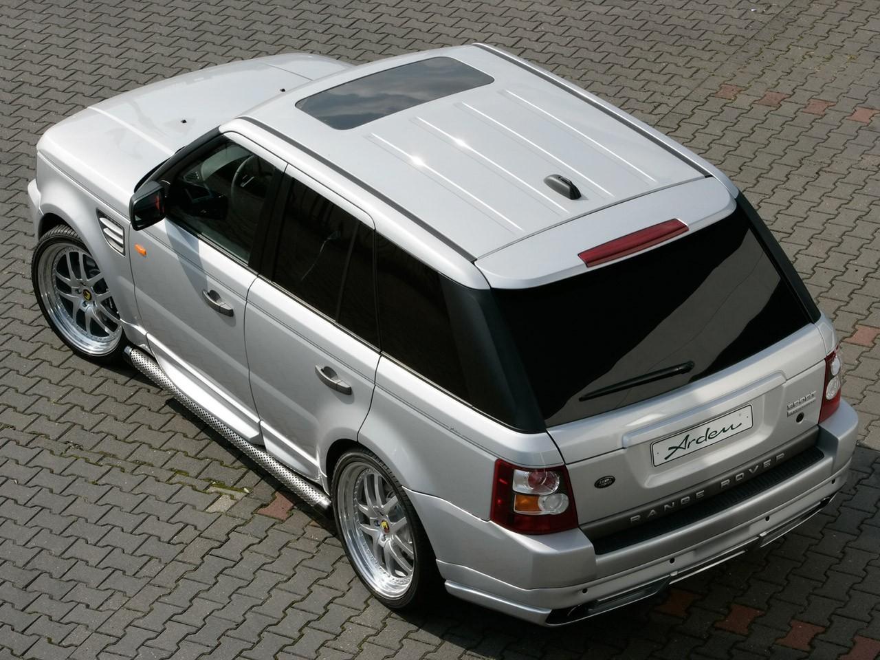 2006 Arden Range Rover Sport