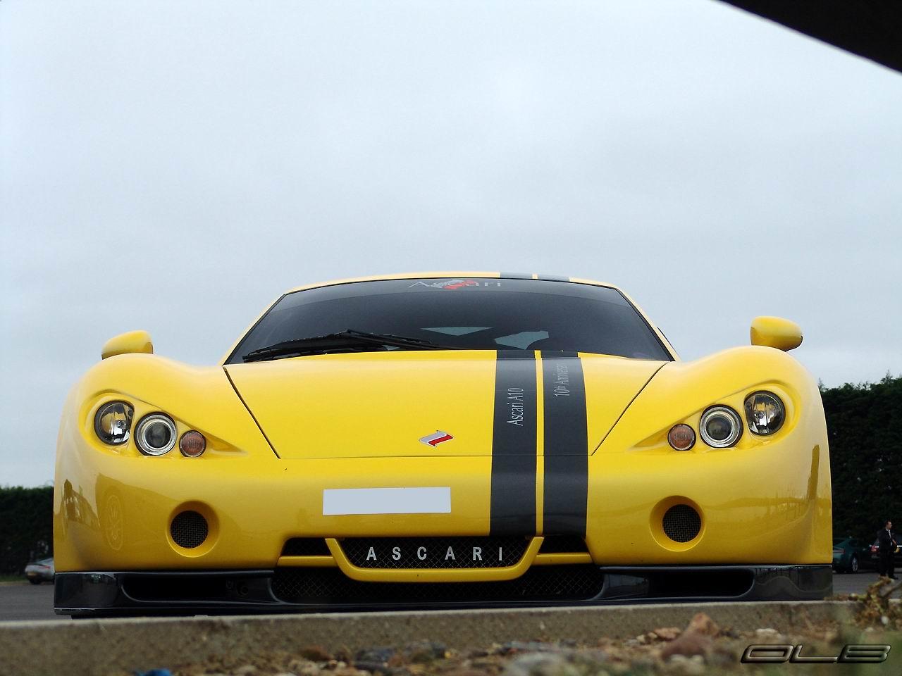 2006 Ascari A10 Prototype