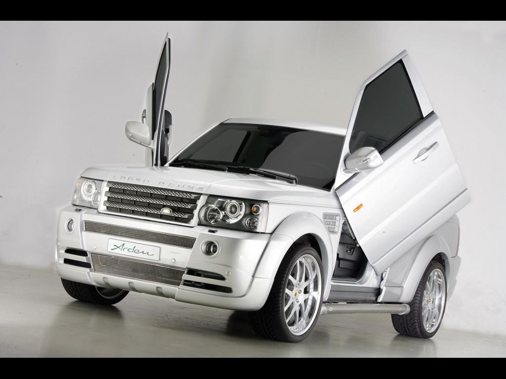 2007 Arden Range Rover Sport With