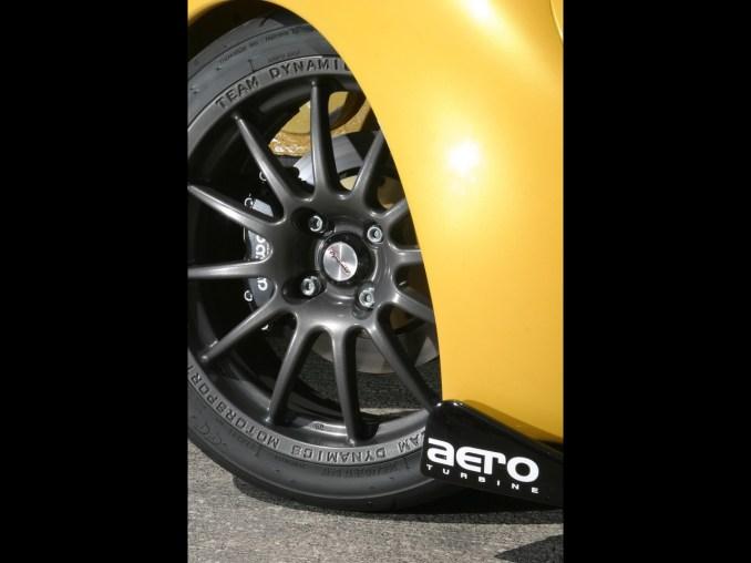 2008 Aeon GT3 Spyder