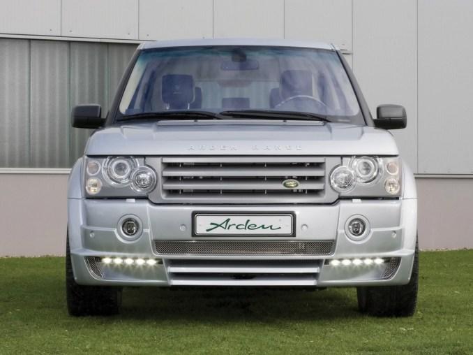 2008 Arden Range Rover AR7