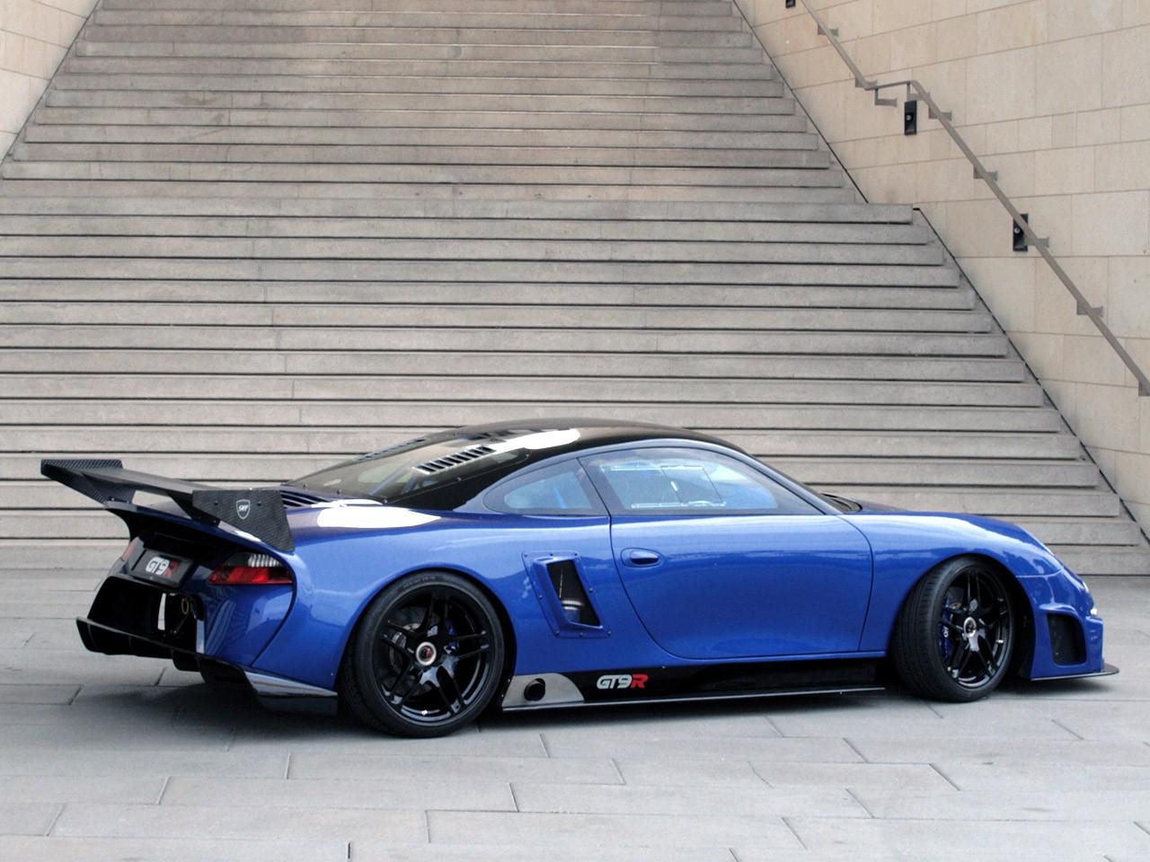 2009 9ff Porsche GT9 R