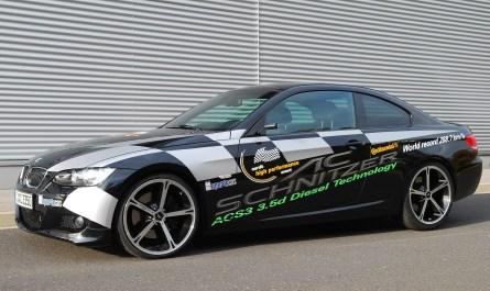 2009 AC-Schnitzer Bmw Serie 3 acs3-3 5D Coupe