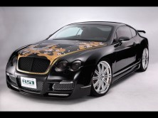 2009 ASI Bentley Continental GT