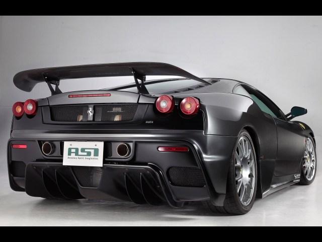 2009 ASI Ferrari F430
