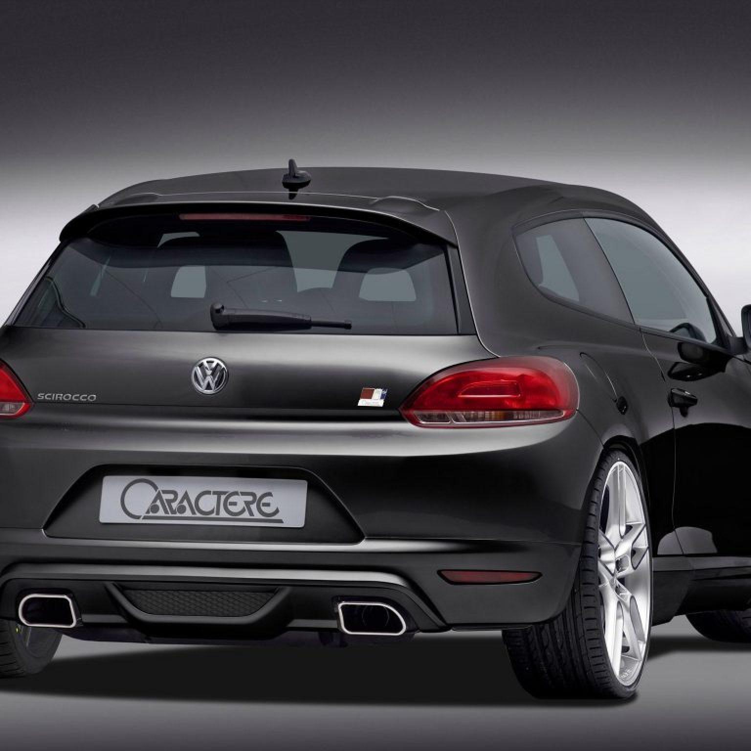 Volkswagen Scirocco by Caractere 2009